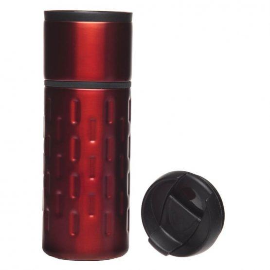Термокружка красная, 400 мл