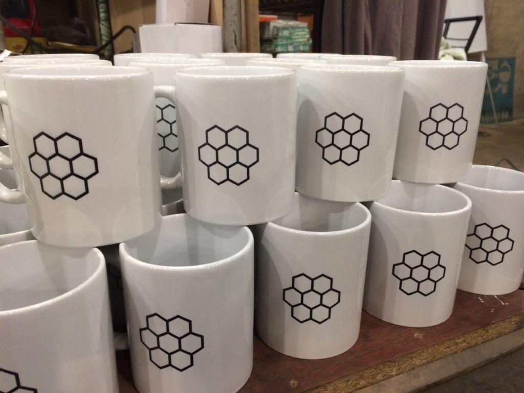 Чашки с рисунком фото 2
