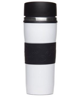 Термокружка 'Arabicа' черная, 400 мл