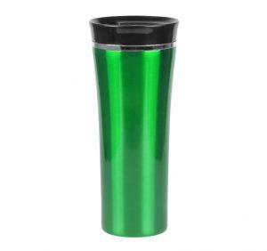 Термокружка Latte зеленая фото 1