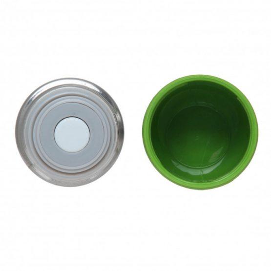 Термос стальной 500 мл. зеленый