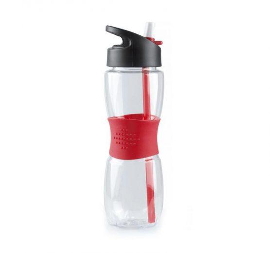 Бутылка для питья Aqua (красная)