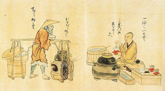 История чайной церемонии фото 1