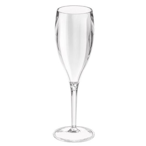 Бокал для шампанского, (прозрачный)