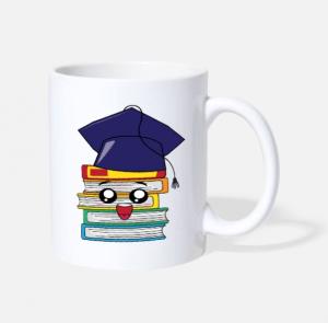 Чашка на выпускной фото 1